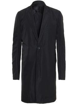 Rick Owens   - Long Tailored Coat