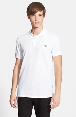 Paul Smith Jeans - Cotton Piqué Polo
