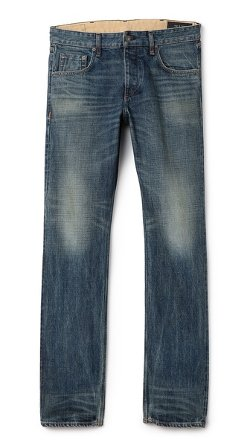 Rag & Bone Standard Issue -  Archive Fit 3 Chamberlain Jeans