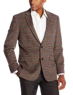 U.S. Polo Assn. - Wool Plaid Sport Coat