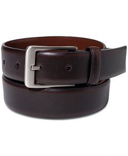 Perry Ellis  - Portfolio Leather Dress Belt