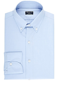 Finamore - End-On-End Dress Shirt
