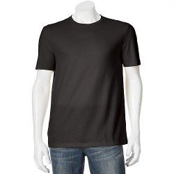 Sonoma Life + Style  - Classic-Fit Weekend Tee Shirt