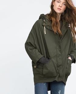 Zara - Light Weight Coat
