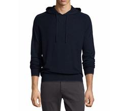 The Good Man Brand  - Merino Wool Pullover Hoodie