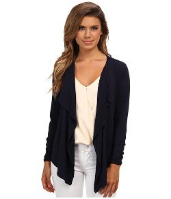 Vince Camuto - L/S Open Front Knit Cardigan
