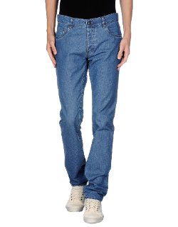 Prada - Straight Leg Denim Pants