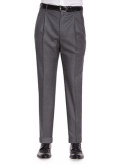 Zanella - Bennett Pleated Trousers