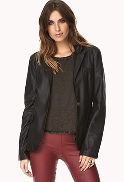Forever 21 - Rock The Office Blazer