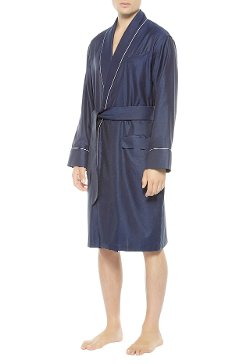 Navetta By Nero Perla - Silk Robe