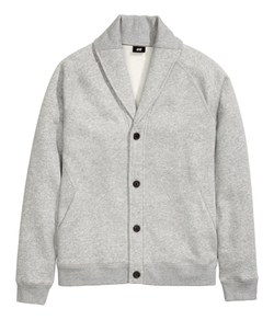 H&M - Shawl Collar Cardigan