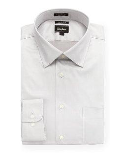 Neiman Marcus - Trim-Fit Dress Shirt