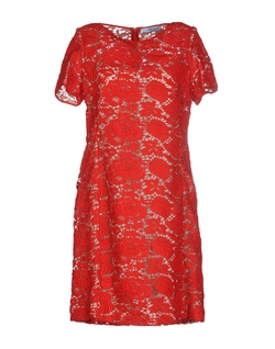Blumarine  - Lace Short Dress