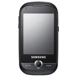 Samsung - B5310 CorbyPRO Quad-Band GSM Unlocked Cell Phone