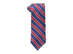 Vineyard Vines  - Rope Repp Stripe Printed Tie