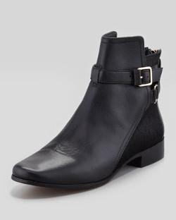 Diane von Furstenberg - Keith Calf Hair & Leather Ankle Boot