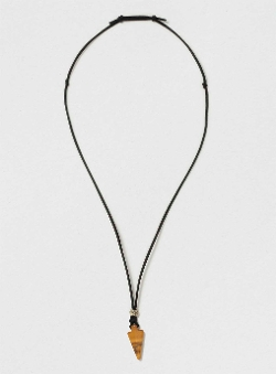 Topman - Arrow Pendant Necklace