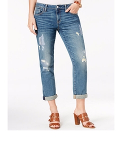 Tommy Hilfiger - Ace Medium Wash Ripped Jeans