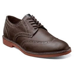 Nun Bush Depere - Brogue Wingtip Oxford Shoes