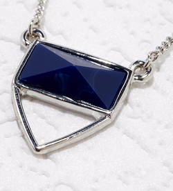 Forever 21 - Geo Shape Pendant Necklace