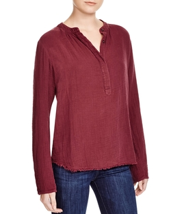 Current/elliott - Annabelle Button Up Blouse