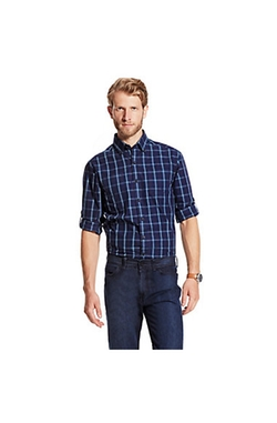 Vincent Camuto - Plaid Sport Shirt