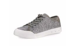 Rag & Bone - Standard Issue Wool Lace-Up Sneakers