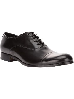 Emporio Armani  - Classic Oxford Shoes