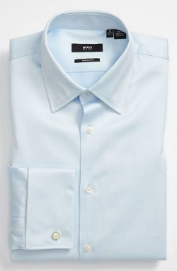 Boss Hugo Boss  - Lawrence US Regular Fit Dress Shirt