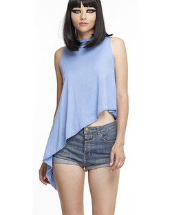 Estel - Asymmetrical Tank Top