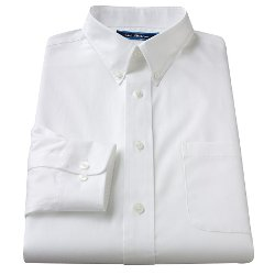 Croft & Barrow - Button-Down Collar Easy-Care Dress Shirt