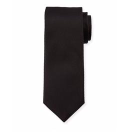 Boss - Solid Textured Tie