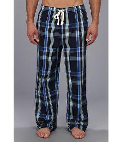 Kenneth Cole Reaction  - Woven Plaid Sleep Pants