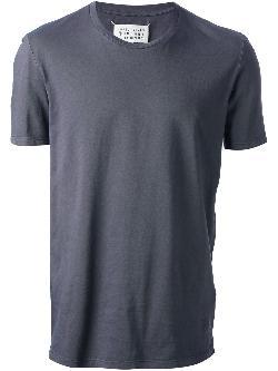 MAISON MARTIN MARGIELA  - classic crew neck t-shirt