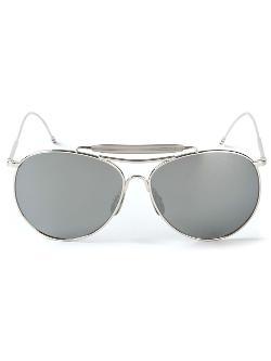 Thom Browne - Aviator Sunglasses