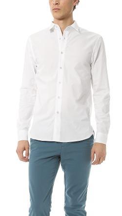 Shipley & Halmos  - Stone Shirt