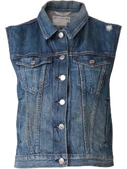 Rag & Bone -  Burney Denim Vest