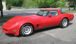 Chevrolet - 1980 Corvette Coupe