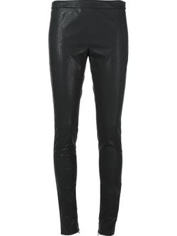 MSGM - Leather Style Leggins