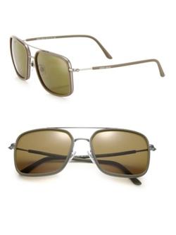 Giorgio Armani  - Square Sunglasses