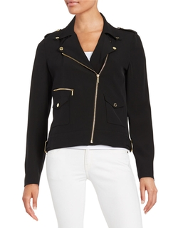 Calvin Klein - Knit Moto Jacket
