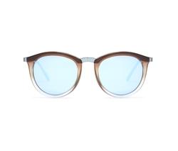 Le Specs  - No Smirking Round-Frame Sunglasses