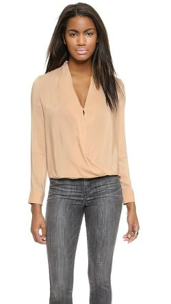 Blaque Label - Wrap Blouse