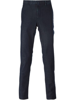 Incotex - Denim Chino Trousers