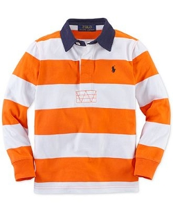 Ralph Lauren  - Striped Rugby Shirt