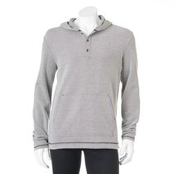 Apt. 9 - Modern-Fit Henley Hoodie Shirt
