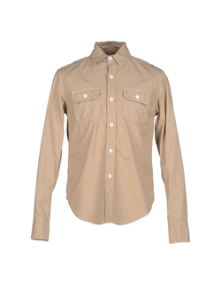 Band of Outsiders - Button Front Shirt