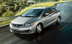 Honda - Civic Hybrid Car