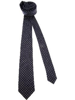 DOLCE & GABBANA  - patterned tie