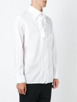 Yohji Yamamoto - Ruffled Placket Shirt